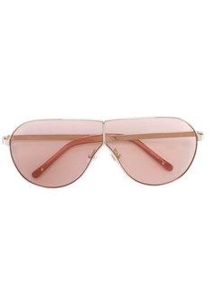 солнцезащитные очки-авиаторы Shield 3.1 Phillip Lim