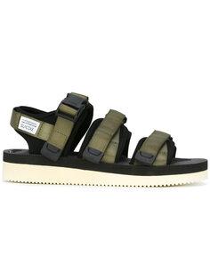 buckle strap sandals  Suicoke
