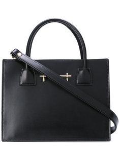 классическая мини сумка-тоут M2malletier