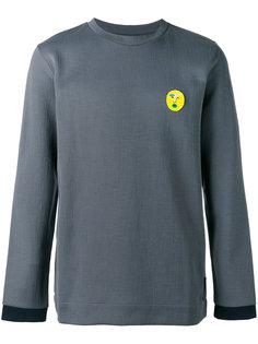 embroidered sweatshirt Fendi