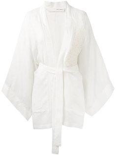 кимоно с поясом Isabel Benenato