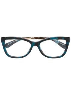 очки с квадратной оправой Dolce & Gabbana