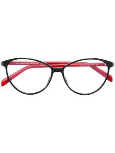 """очки с оправой """"кошачий глаз"""" Emilio Pucci"""