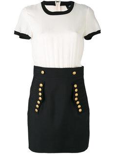 декорированная юбка Dsquared2