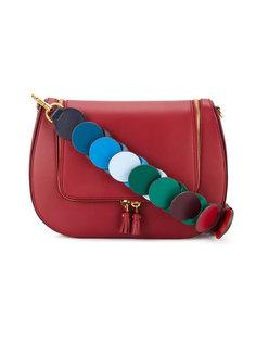 сумка Vere на лямке из разноцветных звеньев  Anya Hindmarch