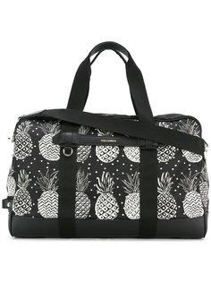 сумка с принтом ананасов  Dolce & Gabbana