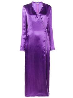 платье с запахом Raquel Attico