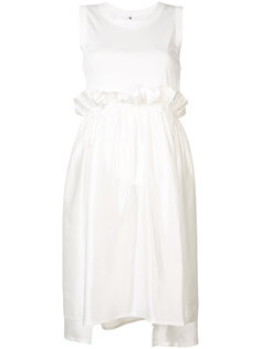 sleeveless gathered dress Comme Des Garçons Noir Kei Ninomiya