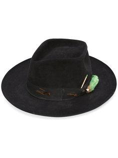 шляпа The Heatherton Nick Fouquet