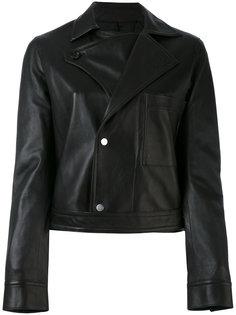 куртка на кнопках Helmut Lang