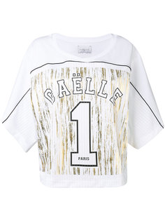 футболка в спортивном стиле  Gaelle Bonheur