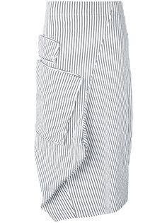 asymmetrical skirt Rundholz Black Label
