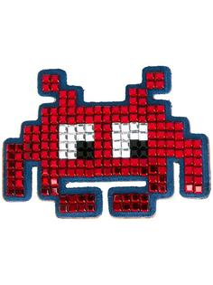 стикер Space Invaders Anya Hindmarch