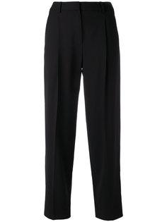 классические брюки со складками  Diane Von Furstenberg