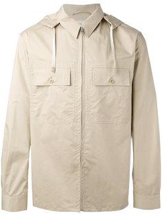 куртка с капюшоном Lemaire