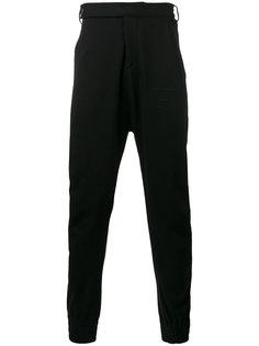 спортивные брюки с заниженным шаговым швом Beyond Odeur