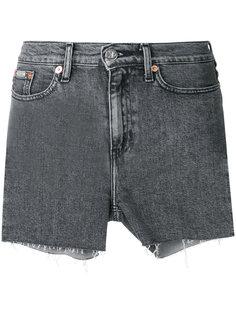 обрезанные шорты Calvin Klein Jeans