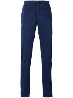 классические брюки чинос  Z Zegna