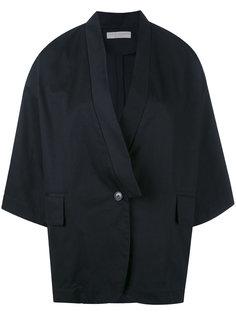 wide sleeve blazer Lucio Vanotti