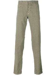 брюки слим Ottoman Incotex