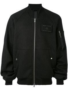 сетчатая куртка-бомбер Ultra  Odeur