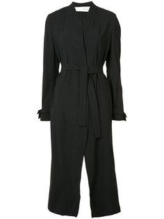 split belted jacket Isabel Benenato