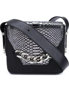 сумка на плечо с цепочной деталью Thomas Wylde