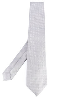 patterned tie Kiton