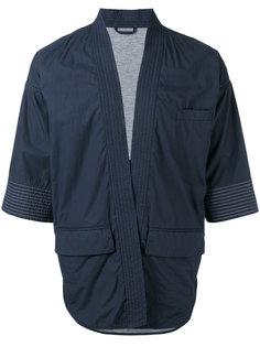легкая куртка с ребристой отделкой Lardini
