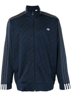 жаккардовый спортивный топ Adidas Originals By Alexander Wang