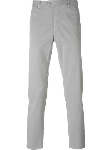 брюки кроя слим Fay