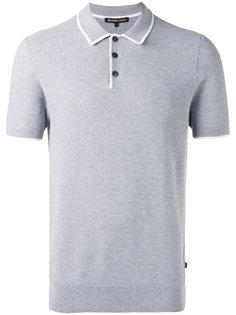 футболка-поло с короткими рукавами  Michael Kors