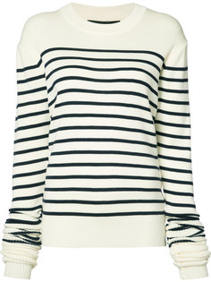 striped jumper Y / Project