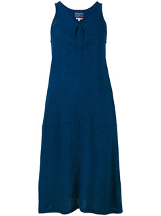 V-neck dress Blue Blue Japan