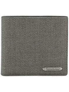 herringbone wallet Ermenegildo Zegna