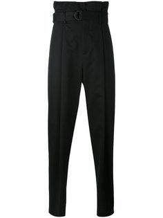 брюки с завышенной талией Aganovich