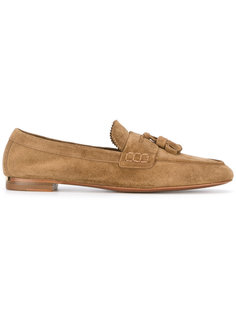 tasselled loafers Burberry