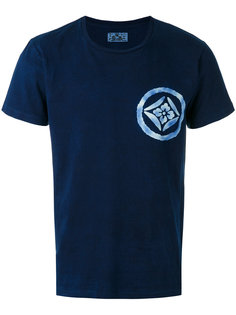 classic T-shirt Blue Blue Japan