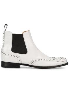 ботинки челси с металлическими заклепками Churchs