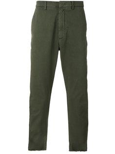 укороченные брюки Baldo Pence
