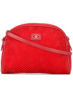 полукруглая сумка с логотипом Emilio Pucci Vintage