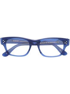 Hyman glasses Moscot