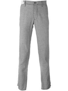 check trousers Incotex