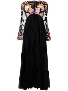 платье с завязкой Chimera Temperley London