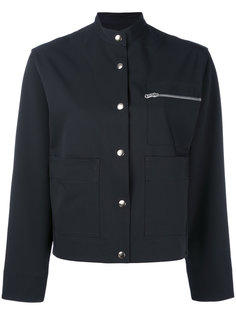 buttoned cropped jacket Nomia
