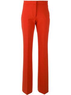 брюки со складками  Victoria Victoria Beckham