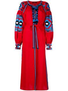 платье с цветочными мотивами Vita Kin