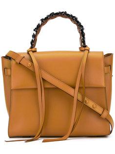 top handle satchel bag Elena Ghisellini