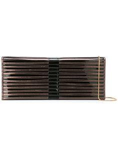структурированный клатч Giorgio Armani Vintage