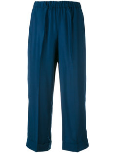 cropped trousers P.A.R.O.S.H.